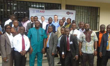 Awareness against Fraud, Waste and Abuse doubles as CFEs in Liberia embark
