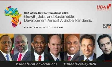 Pres. Weah Participates In UBA Africa Day 2020 Conversation As Panelist, Discloses Economic Interventions In Liberia During COVID-19