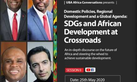 President George Weah To Form A Part Of The UBA Africa Day Conversation