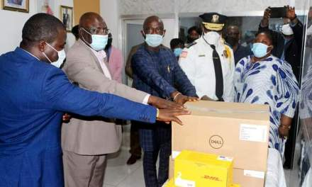 Small Arms Commission Receives Donation From ECOWAS