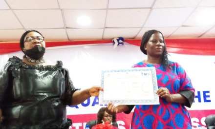2020 Midterm Elections: NEC Certificates 5 Winners