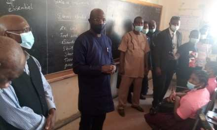"""Disappointing, Uncomfortable"" President Weah Frowns at GOL Educational Facilities and Authorities"