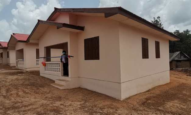 More Pro-poor Housing Units Under Construction in Liberia Says, LACE  Boss