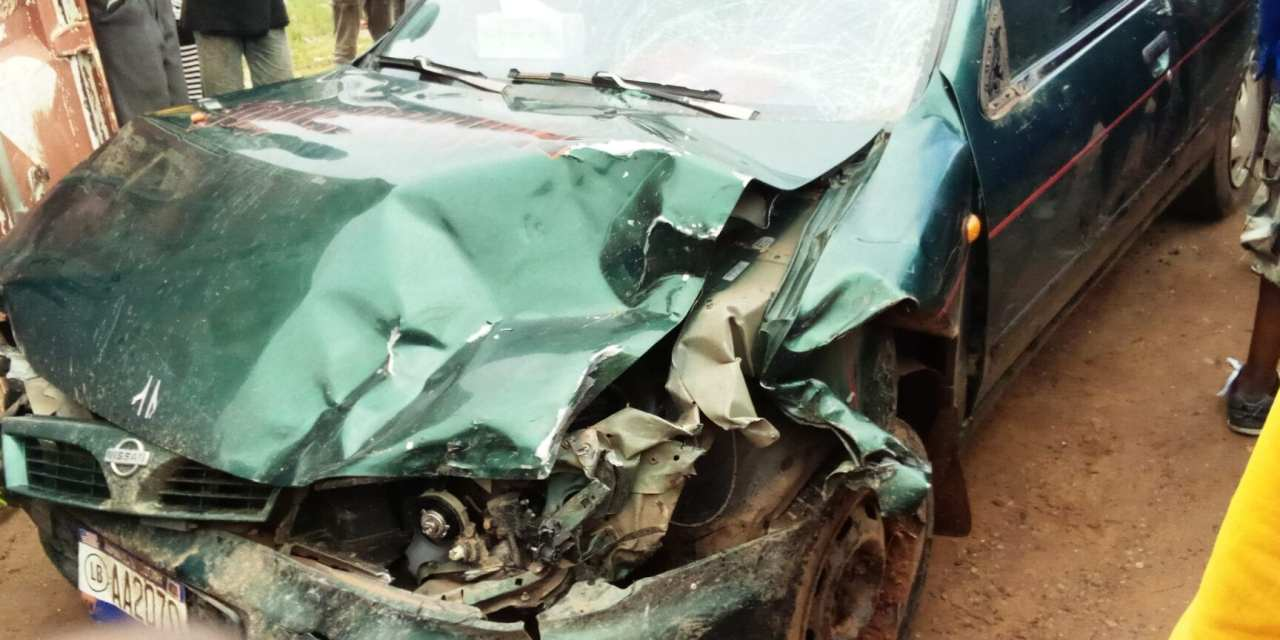 6 Feared Dead in Ganta Accident