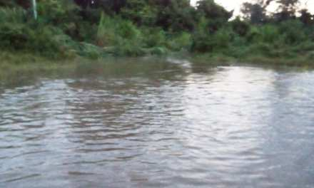 Nimba: Severe Flooding Leaves Motorcyclist Missing