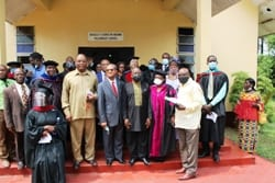 Liberia Baptist Theological Seminary Matriculates 46 Students