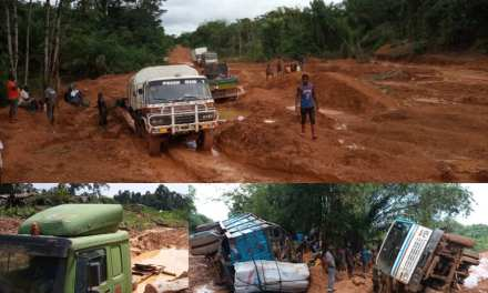 Southeastern Liberia Continues to Suffer Bad Road Condition