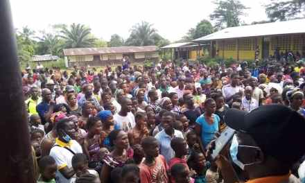 Over 12K New Ivorian Refugees Enter Liberia