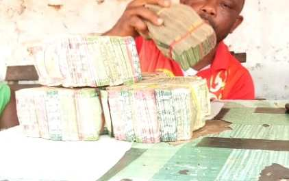 In Nimba: Money Exchangers, Business Operators Alarm Over Liberian Dollars Shortage