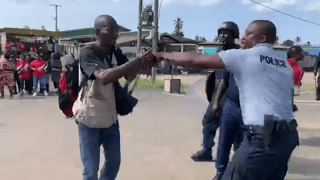 Brutalities Against Journalists: Reporters Association of Liberia to Take LNP to Court