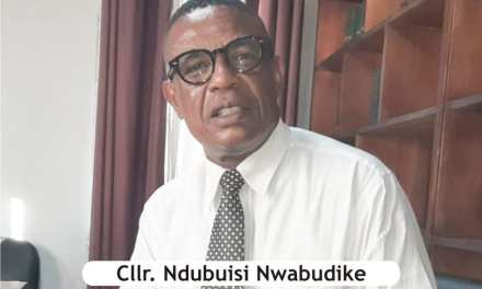 Cllr. Nwabudike Finally Resigns as LACC Boss