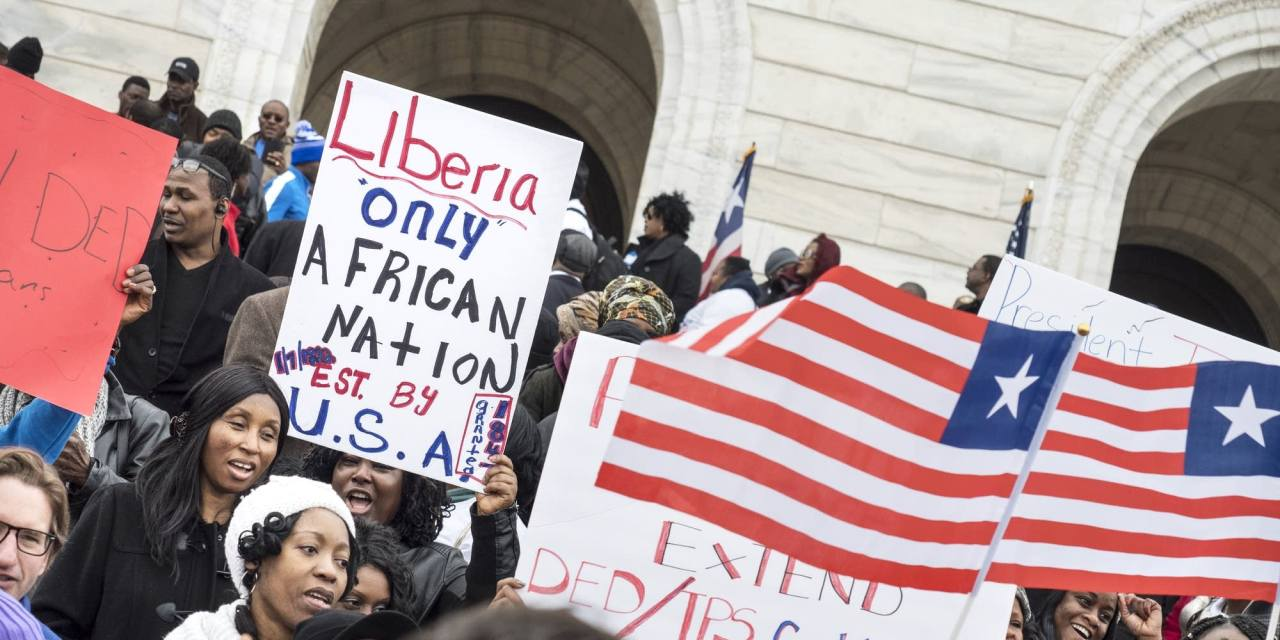 Non-Documented Liberians Celebrate US President Biden's Proposed Immigration Reforms