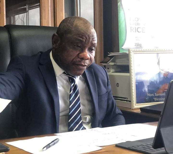Finance Minister Tweh Calls for Change in Sub-Saharan Africa Investment and Development Trajectory