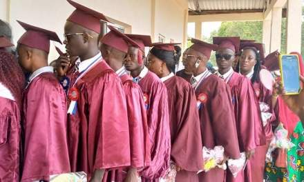 Margibi: Lango Lippaye Hosts 21st Graduation Convocation