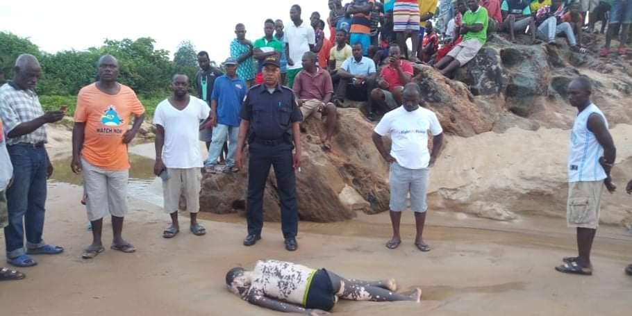 Boy 13, Lifeless Body Discovered in Grandcess