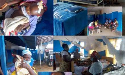 Go-slow: Health Workers Neglect Several Critical Patients at Buchanana Gov't Hospital