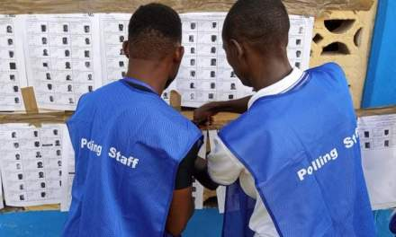 Sinoe: NEC Local Office Commences Tallying of Election Results