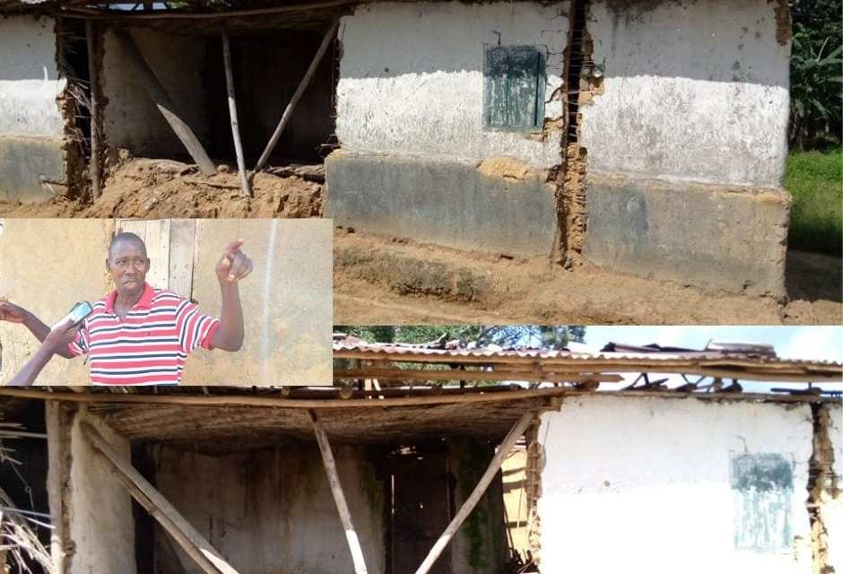 Margibi: School Building a Death Trap for Pupils at Gbleegar Town