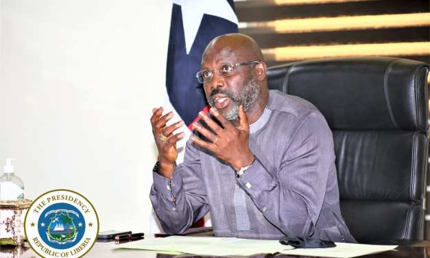 President Weah Calls for Consensus Building in Consolidating ECOWAS Positions