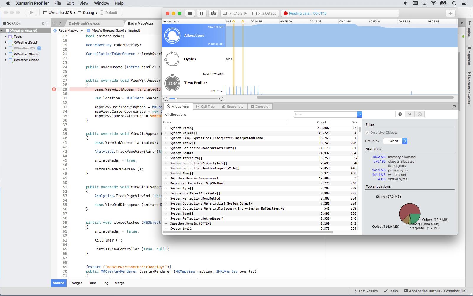 Visual Studio 2017 – Mac 버전 발표