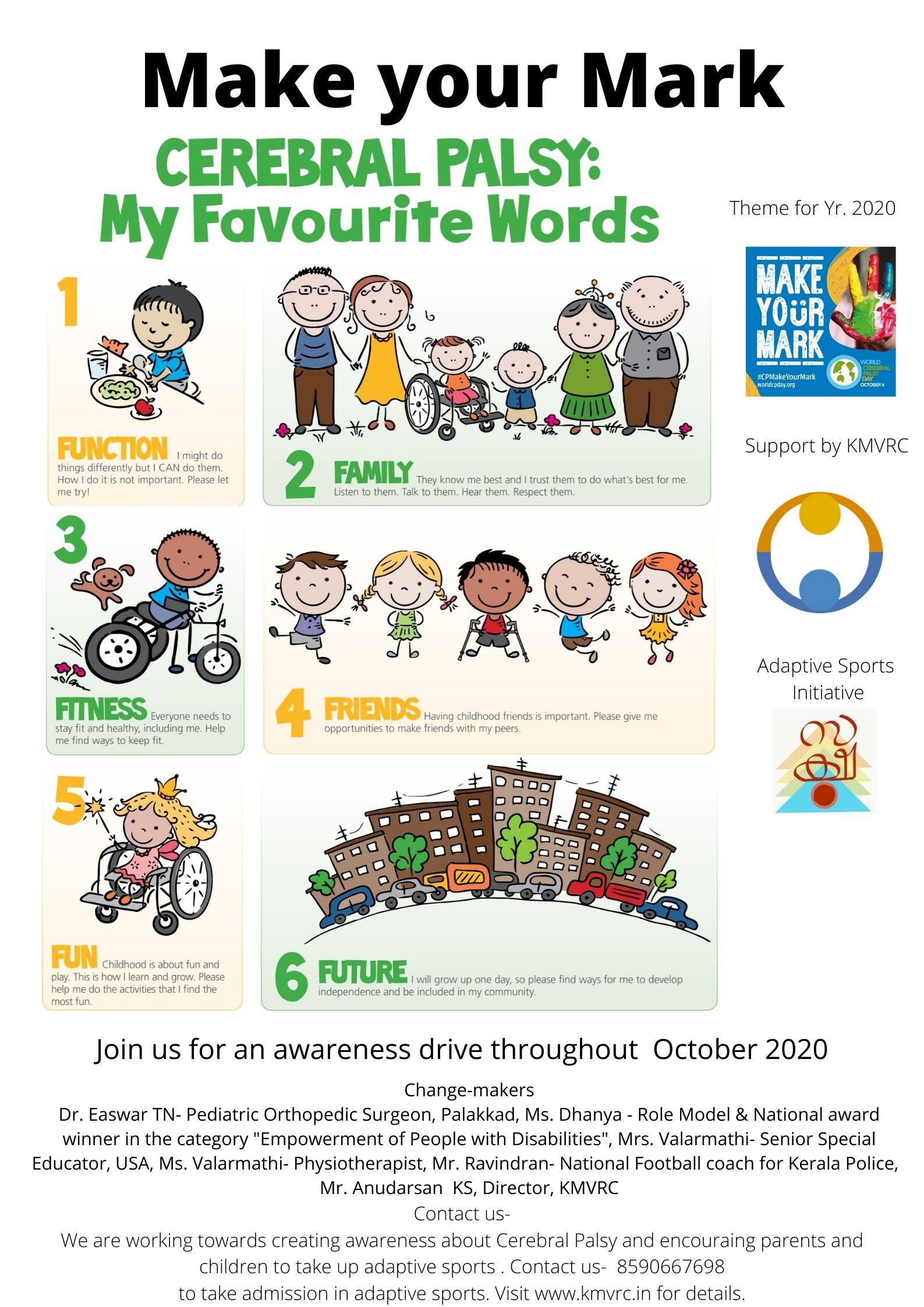 world cp day pledge