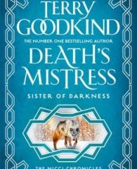 Book cover for Death's Mistress by Terry Goodkind