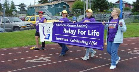 After 10 years, Kodiak's Relay For Life is Still Going Strong