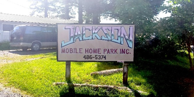New Owner of Former Jackson Mobile Home Park Seeks Rezone