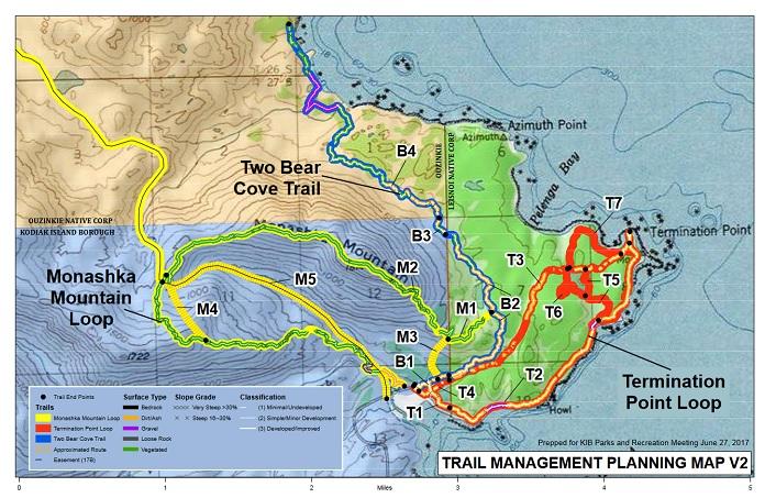 Borough Maps Monashka Trails From Deer Social Zones to Bear