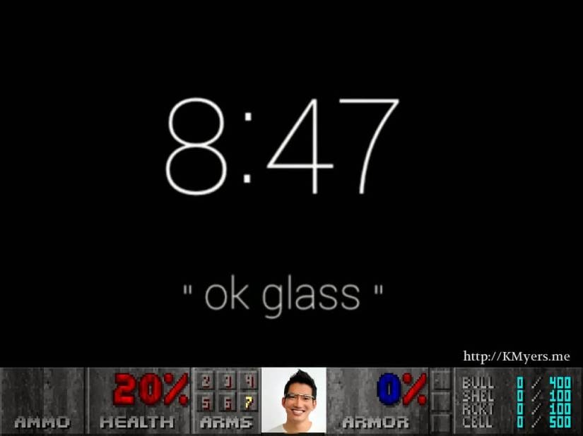 Exclusive Leaked Image of +Google Glass's February OTA (XE13). This should be the best update EVER if my sources are correct.