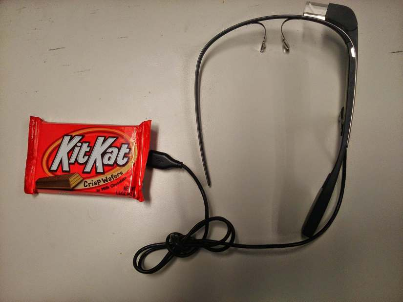 """KitKat on +Google GlassRULES. The performance seems """"snappier"""" and there is a slight increase in battery life.  (sorry, I could not resist)"""