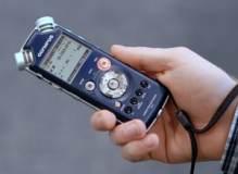 Kat. 6 Mobiler Audiorecorder Olympus LS-5
