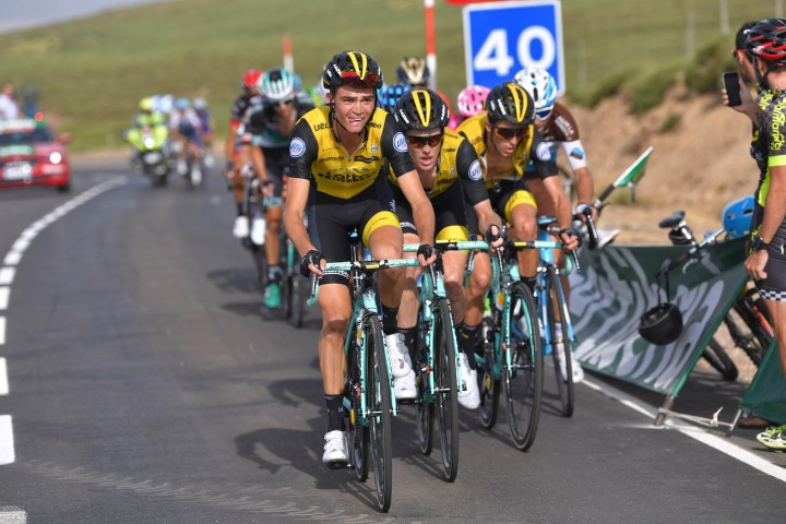 Cycling: 73rd Tour of Spain 2018 / Stage 9