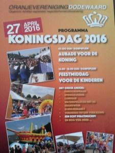 Koningsdag 2016