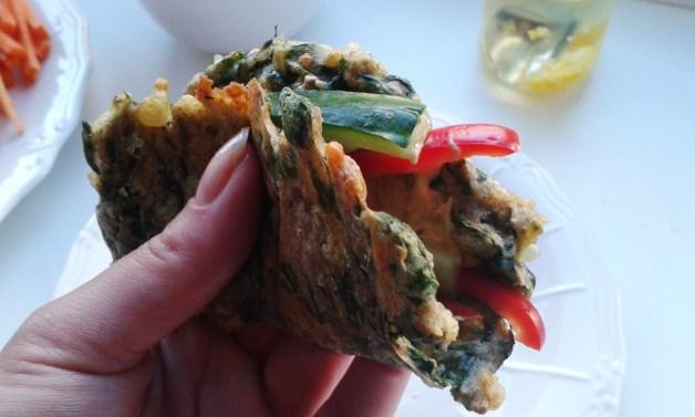 Vegetariske tacos