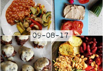 Hvad jeg spiser på en dag