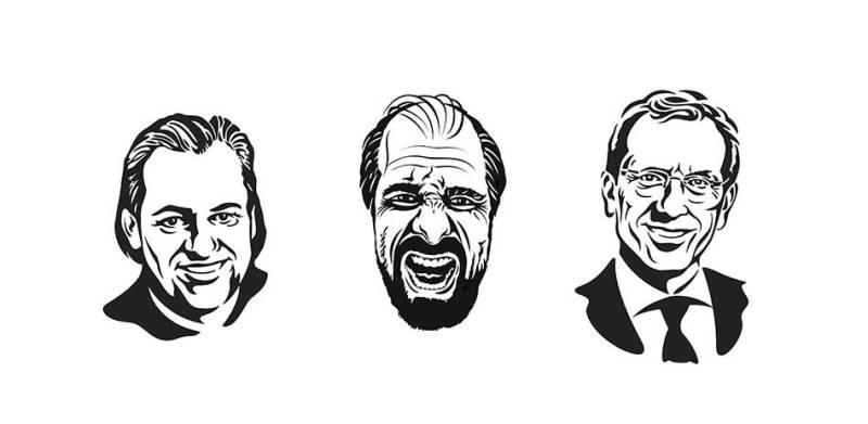 vektor-portraits