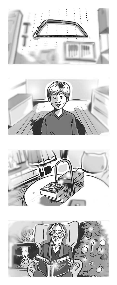 Storyboard Illustrator