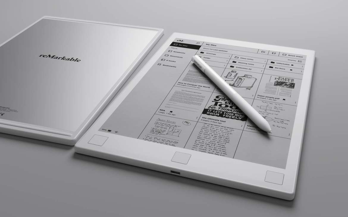 Remarkable wants you to write with eInk
