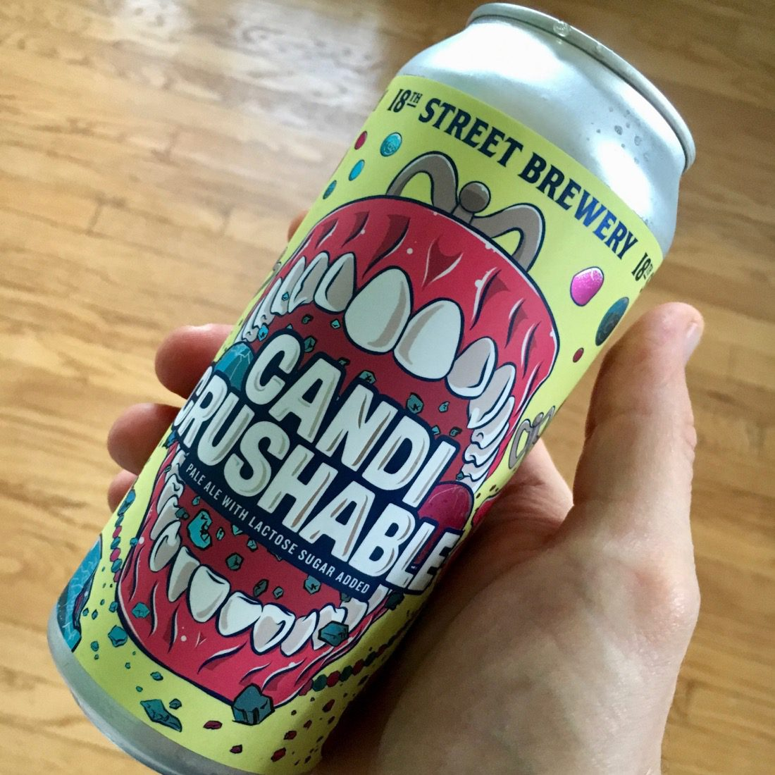 Afternoon Beer Break: 18th Street Candi Crushable