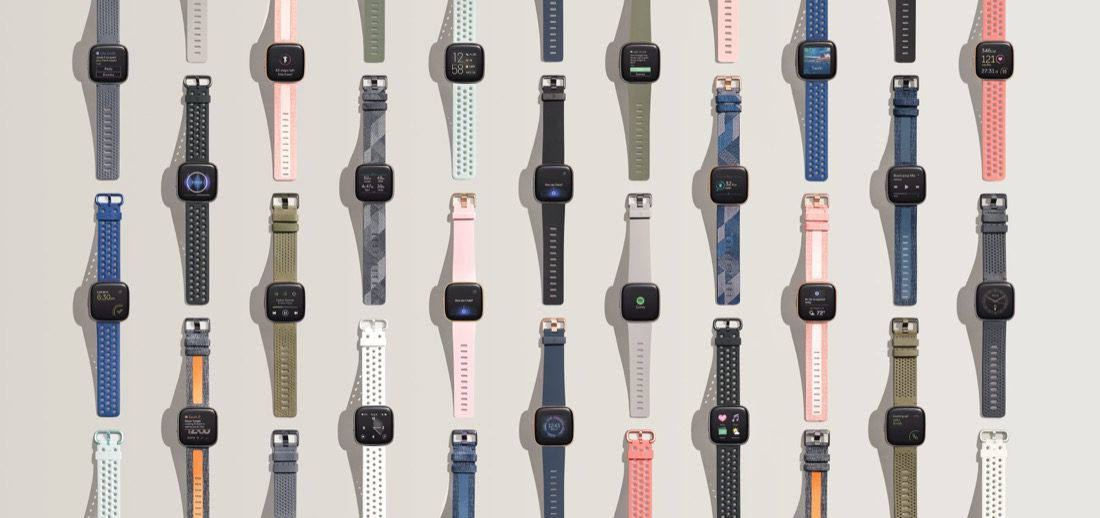 Fitbit coming in hot with the new releases this week