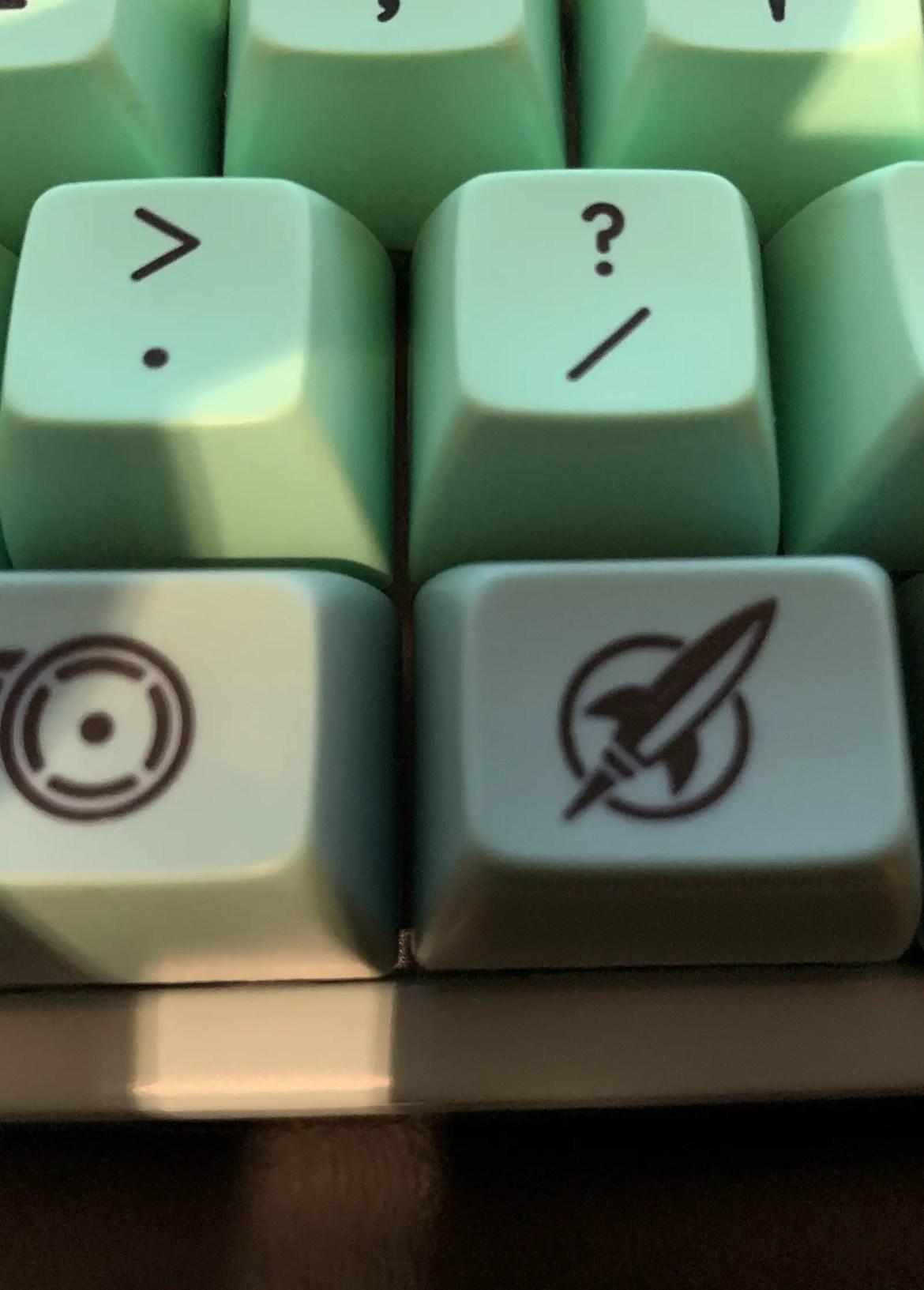 Review: The Mercury Rocketeer Keyboard