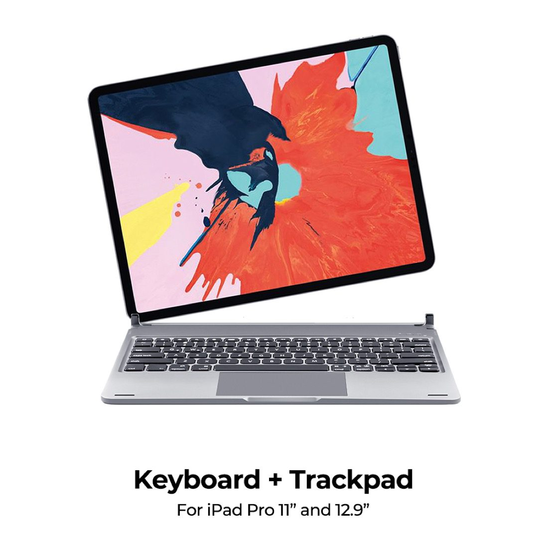 Get your typey-tappy on with the Libra iPad Pro keyboard