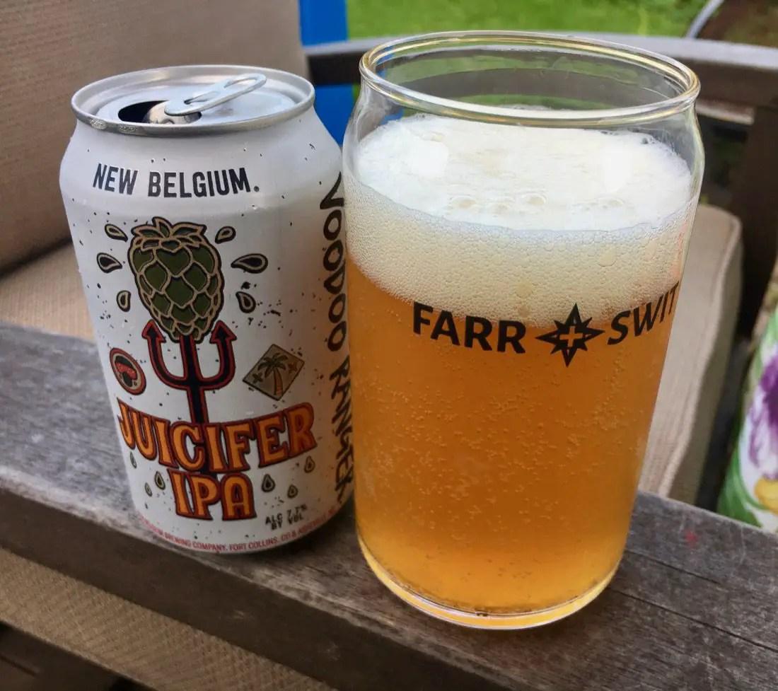 Afternoon Beer Break:  Voodoo Ranger Juicifer