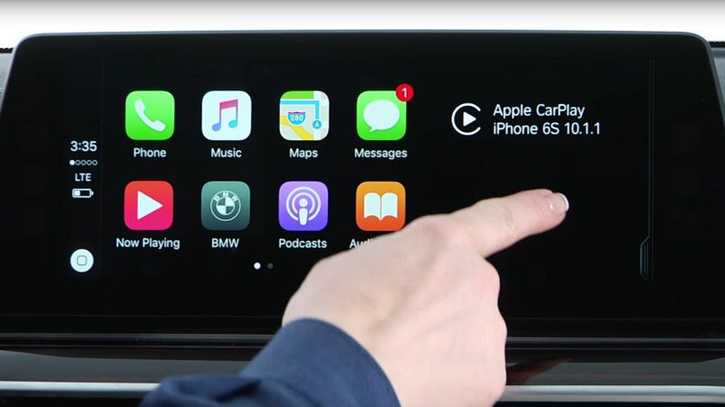 BMW+CarPlay: Why does BMW hate their customers?