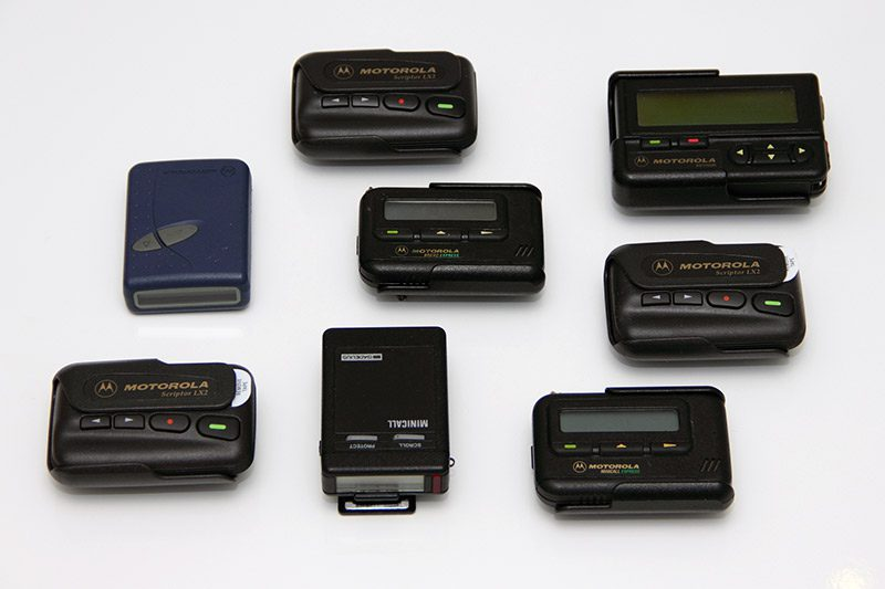 Japan shuts down its last pager network
