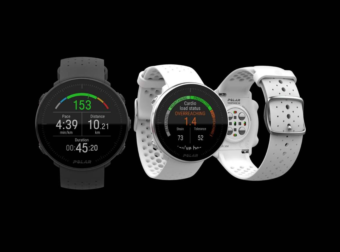Have you updated your Polar Vantage?