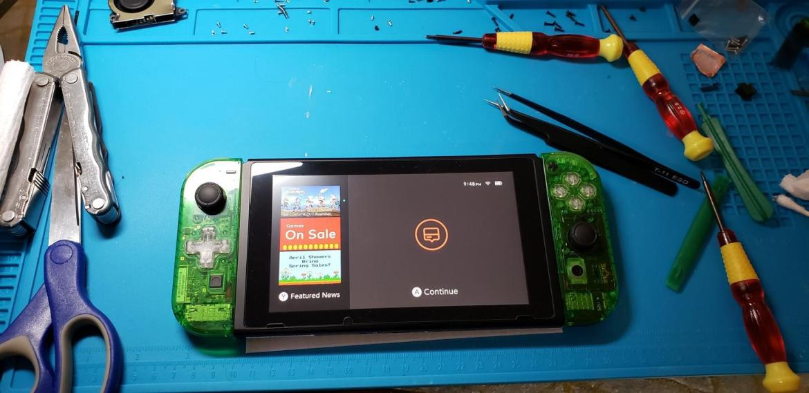 Fight back against price gougers with this DIY Nintendo Switch