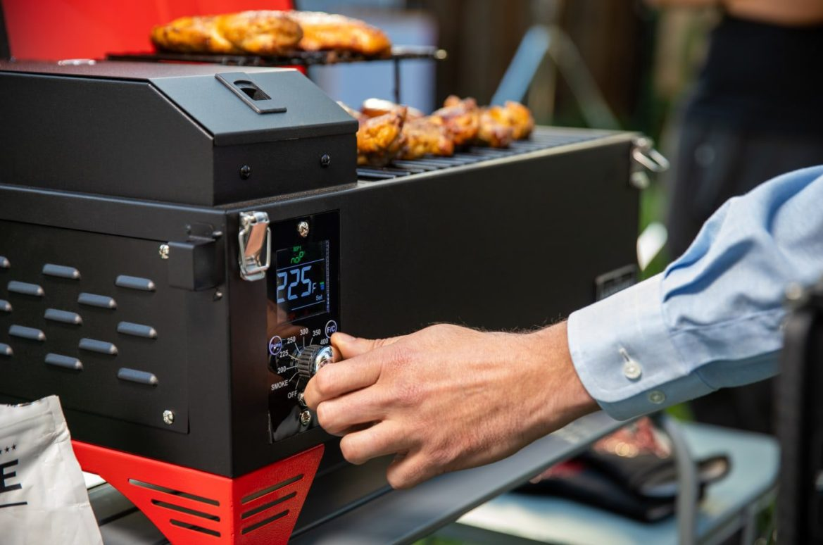 If you want fire up the grill – or the smoker – ASMOKE has you covered