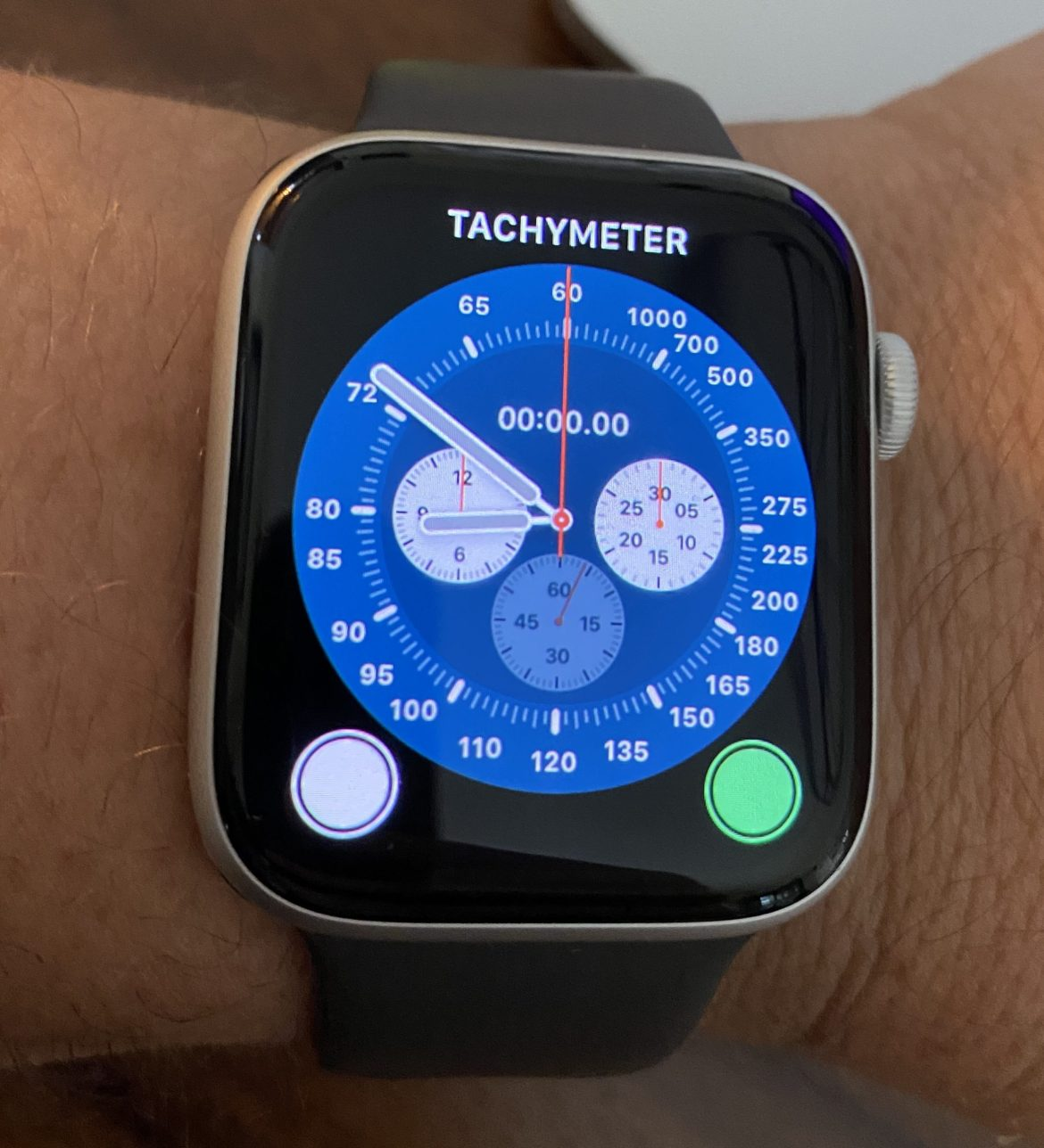 Apple brings back the tach